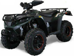 Linhai 4x4 300, Indy Suspension, Four-Stroke, Single Cylinder, Shipped Fully Assembled Ready to Ride