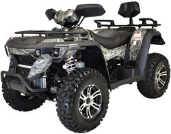 MASSIMO MSA 550 ATV, 493CC FOUR-STROKE, SINGLE CYLINDER SOHC