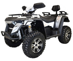 Massimo MSA 750 Atv, 4-Stroke, Single Cylinder Sohc, Liquid Cooled - Fully Assembled and Tested