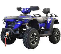 Massimo (2020) New MSA 550L Atv, 493cc 4-Stroke, Single Cylinder Sohc