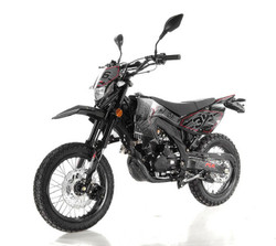 New Apollo Db 36 Deluxe Dot (True Street Legal) 250cc Street Legal Dirt Bike