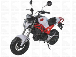 ICE BEAR LITTLE MONSTER 125CC AIR COOLED, 4 SPEED (PMZ125-2)