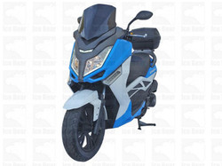 New 4 Stroke Air Cooled Scooter T9 150cc (PMZ150-T9)