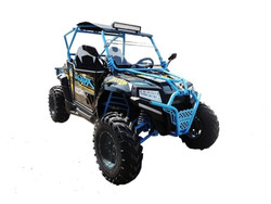 Vitacci -ATL Predator FX400 UTV, 311.4CC, Alloy Black Wheels, LED Light, 4-stroke,Single-Cylinder, Water-cooled