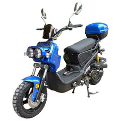 Roketa MC-22Y 150 Scooter, 4-Stroke, Single Cylinder, Air Cooled, Eletric /kick Start