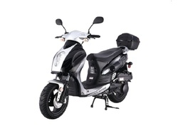 Taotao Power-Max 150CC Scooter Comes With Free Matching Trunk - Fully Assembled and Tested