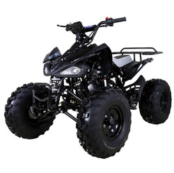 Tao Tao Cheetah 125 ATV, Air Cooled, 4-Stroke, 1-Cylinder, Automatic With Reverse