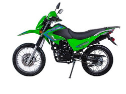 Taotao TBR7 On Road Highway 229cc Motorcycle, Electric Start, Kick Start