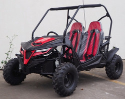 New Trailmaster Cheetah 8 150 Go Kart, 7.5 Hp Ail Cooled Engine Fully Automatic With Reverse