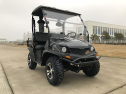 Trailmaster Taurus 200U (Side By Side) 4-Stroke, Single Cylinder, Air And Oil Cooled