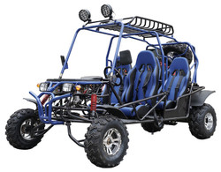 New Vitacci Hummer 200cc 4Seats (TK200GK-6) Go Kart, Air-Cooled, 4 Stroke