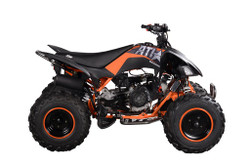 Vitacci Pentora 200 EFI Full Size 176cc ATV, Fully Automatic Air-Cooled SOHC 4-Stroke