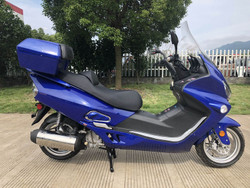 VITACCI RANGER 250CC LUXURY EDITION SCOOTER 4 STROKE, SINGLE CYLINDER, AIR-FORCED COOL