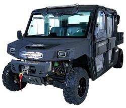 Massimo Warrior 1000 MXU-6 HVAC LSV UTV, Four Stroke 2 Cylinder V-Twin - Coming Soon