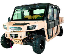 Massimo Warrior 1000 MXU-6 HVAC LSV UTV, Four Stroke 2 Cylinder V-Twin - Coming Soon