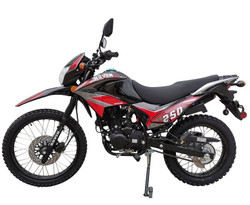New Vitacci Raven 250cc XL Dual Sports Street Legal Bike - Fully Assembled And Tested