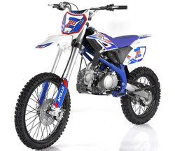 Apollo New Z20 Max 125cc Dirt Bike