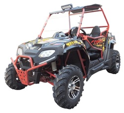 Vitacci BLADE FX250 UTV, 232cc 4-stroke, Single-Cylinder, Air/Oil-Cooled