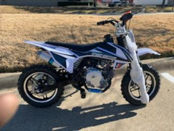 Vitacci DB-S60 Dirt Bike