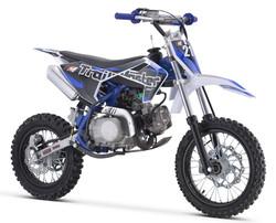 Trailmaster TM21 125cc  Dirt Bike, Powerful 125cc Kick Start