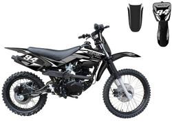RPS DB-Viper 150CC Dirt Bike, 4 Stroke Displacement, Air Cooling