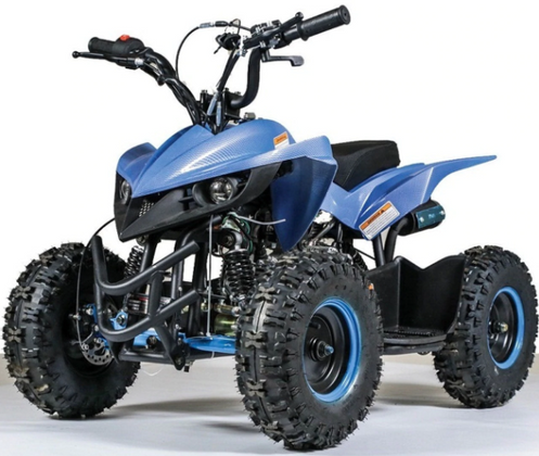 Four wheelers ATVs are Reliable & Give you the Freedom while Riding