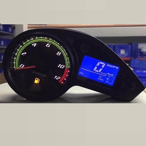 HAWK DIGITAL SPEEDOMETER Digital Speedometer Cluster for RPS Hawk 250