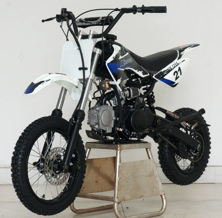RPS XMOTO 125CC Manuel with Clutch Dirt Bike With Kick Start
