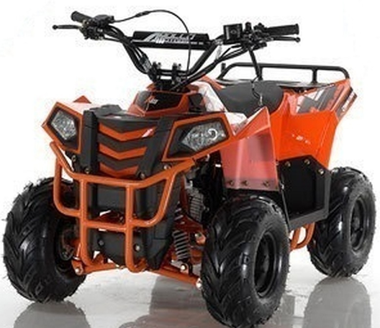 APOLLO MINI COMMANDER 110CC ATV, AUTO NO REVERSE - FULLY ASSEMBLED AND TESTED