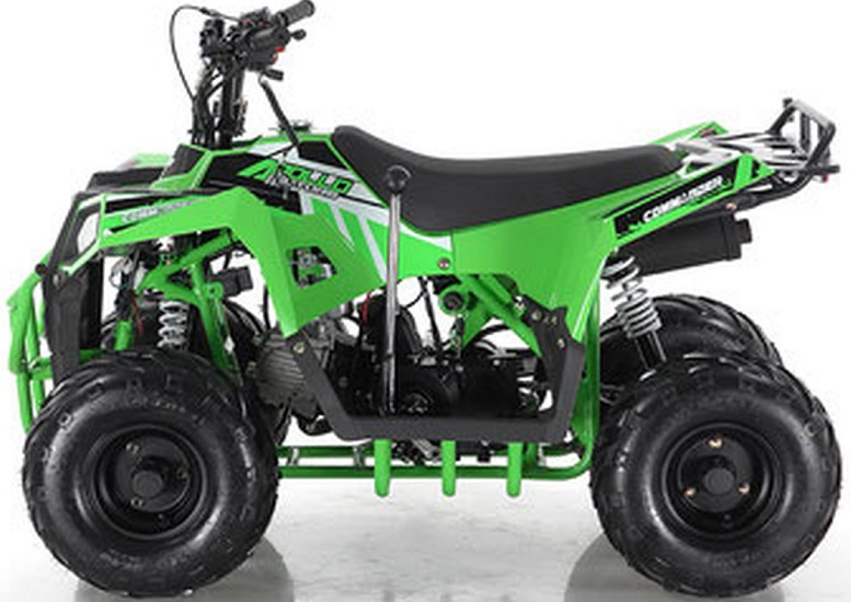 Apollo Mini Commander 110cc ATV, Auto With Reverse ( Now With Remote Kill ) - Fully Assembled And Tested