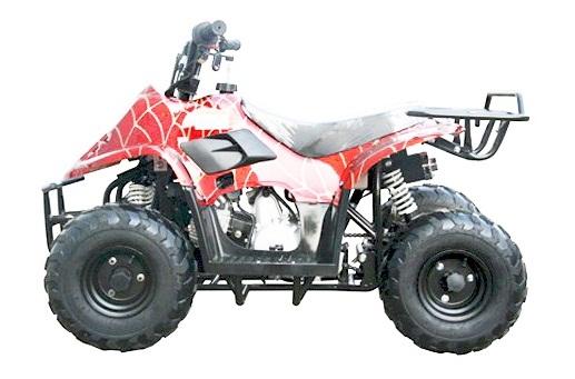Roketa ATV 20Q 110, Automatic, 4-Stroke, Single Cylinder