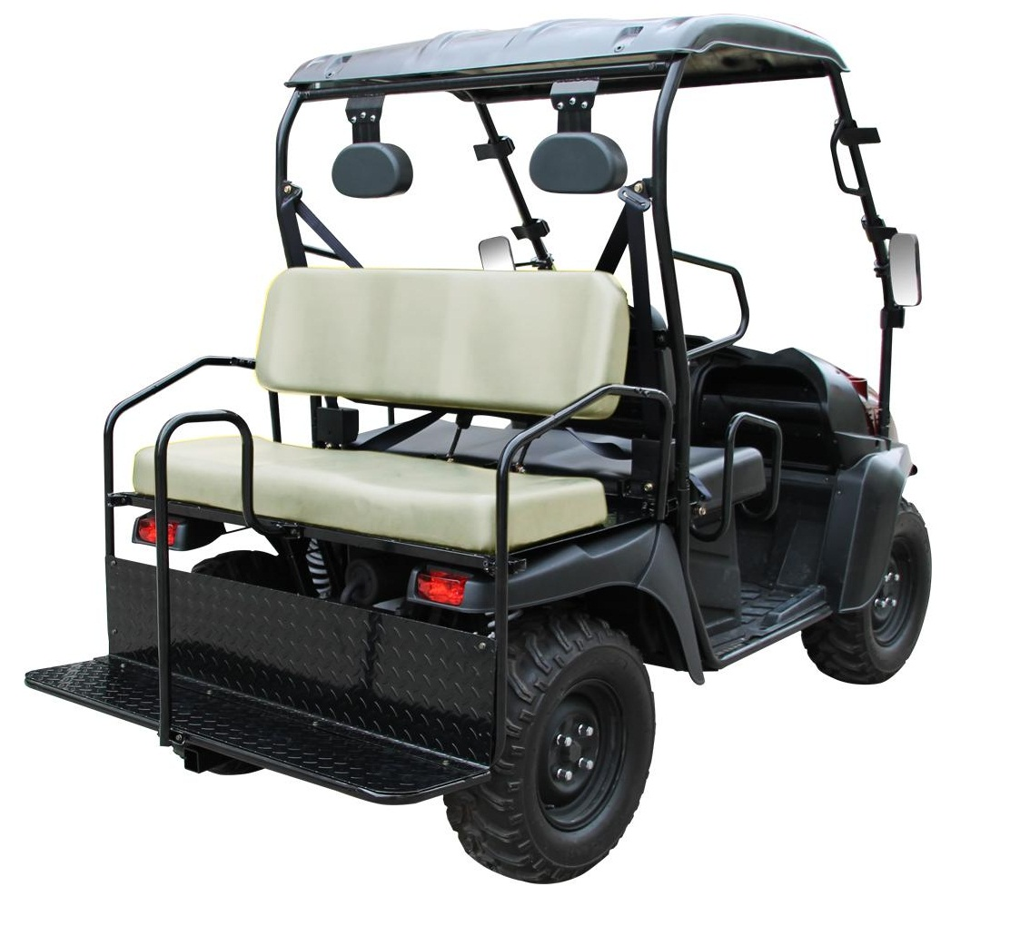 New Linhai Big Horn 200GVX 4 Stroke Overhead Cam, Air/Oil Cooled Side By Side UTV