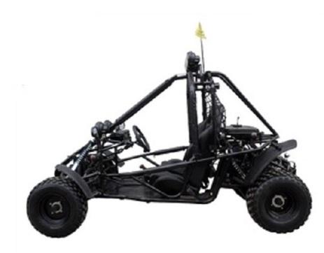 RPS New Cheetah Spider 180cc Engine Go Kart , 4 stroke Single Cylinder With Bigger Motor