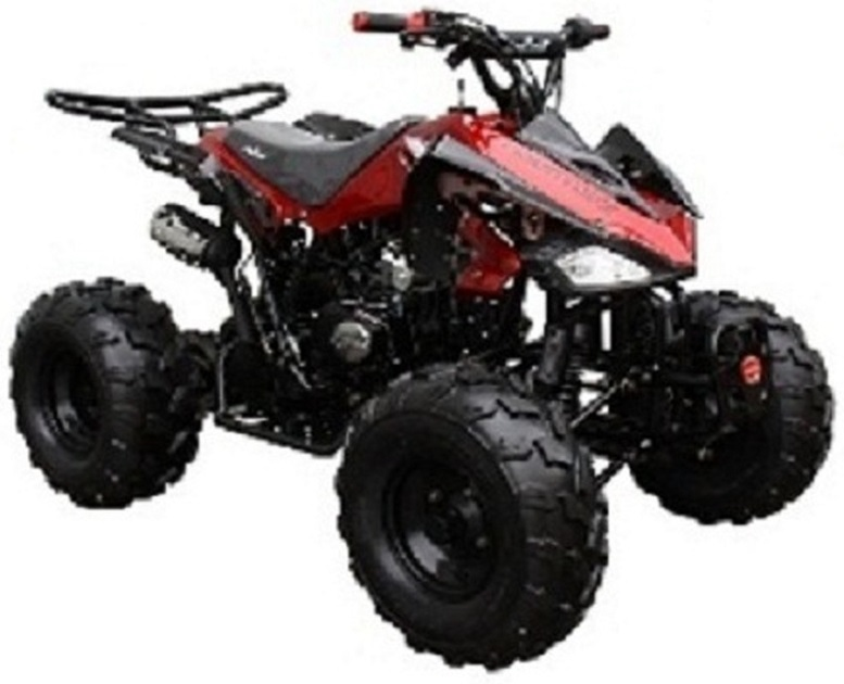Coolster ATV-3125C-2 / 125CC Semi Automatic Mid Size
