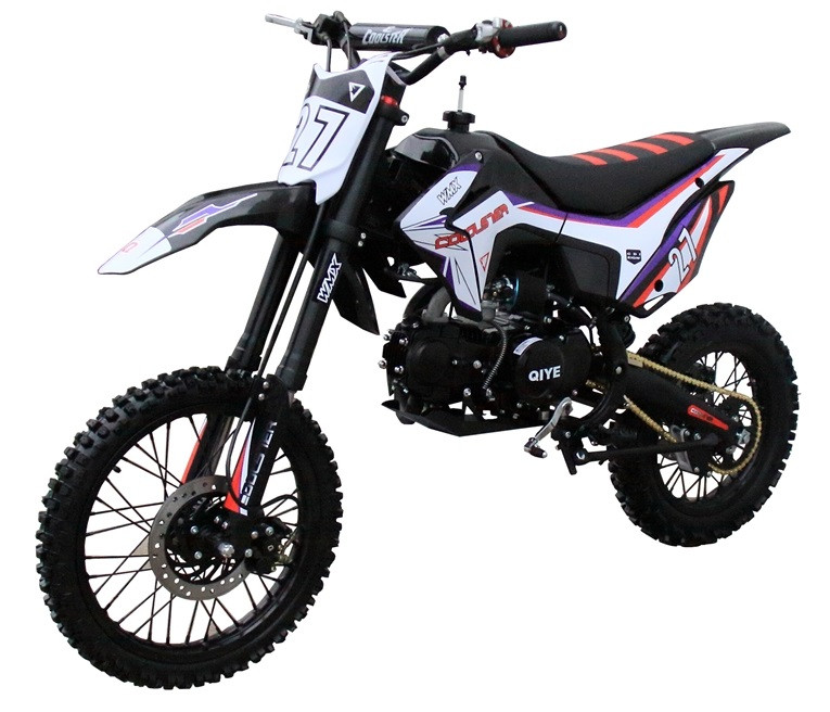 Coolster M-125 125cc Dirt Bike, Single Cylinder, 4-Stroke