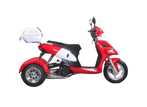 Vitacci ACE (PST150-12) Trikes, 4 Stroke,Single Cylinder,Air-Forced Cool