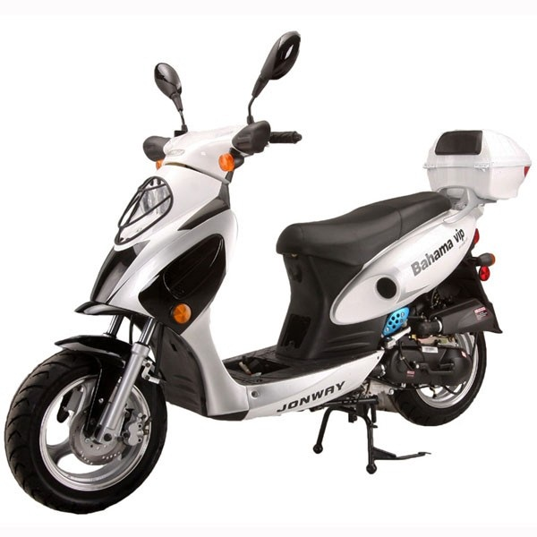 Vitacci BAHAMA 50cc (QT-6) Scooter, 4 Stroke, Air-Forced Cool, Single Cylinder