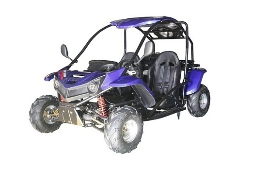 Vitacci T-Rex 125cc 4 STROKE, Automatic with Reverse, Air Cooled