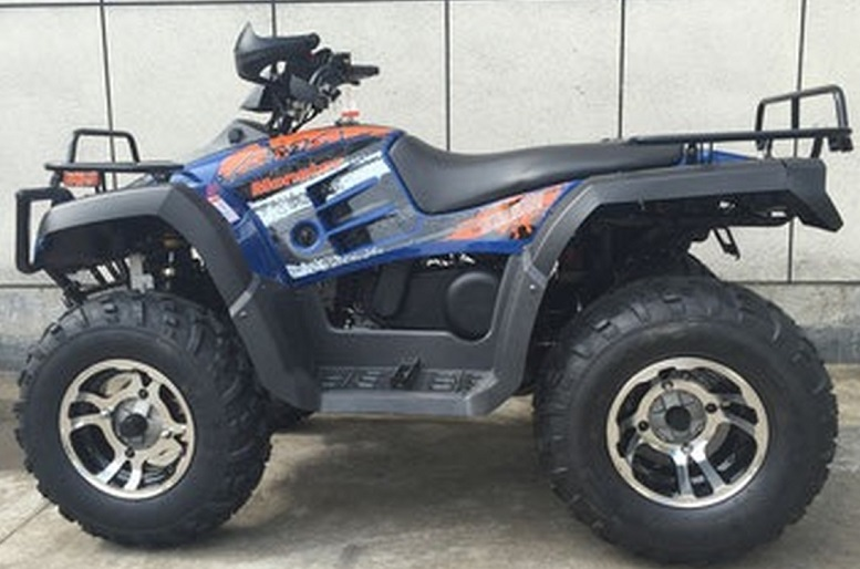 Vitacci MONSTER 300 (4WD) ATV, 4 Stroke, Water Cooled