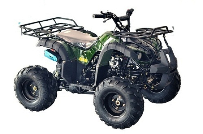 Vitacci RIDER-8 125cc ATV, Single Cylinder, 4 Stroke, Air-Cooled