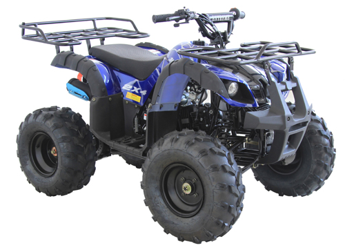 Vitacci RIDER-9 125cc ATV, Single Cylinder, 4 Stroke, Air-Cooled