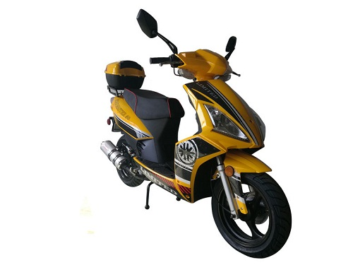 Vitacci ROAD MASTER 50cc Scooter, 4 Stroke,Single Cylinder,Air-Forced Cool - Fully Assembled and Tested