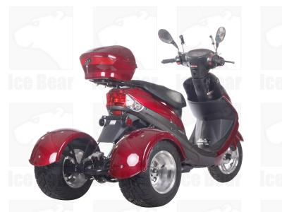 Vitacci ROAD RUNNER (PST50-4) Trikes, 4 Stroke,Single Cylinder,Air-Forced Cool
