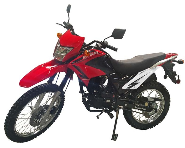 NEW ROKETA DB-41H 250CC 2020, 4 STROKE, ELECTRIC & KICK