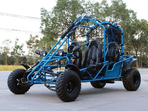 Dongfang 200 Spider 4 seats ( DF200GKE ) Go Kart Type E 4-Stroke, Air-Cooled Single Cylinder