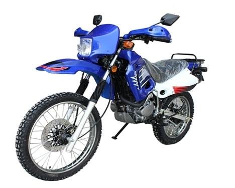 New enduro dirt bike street legal dirt bike 200cc