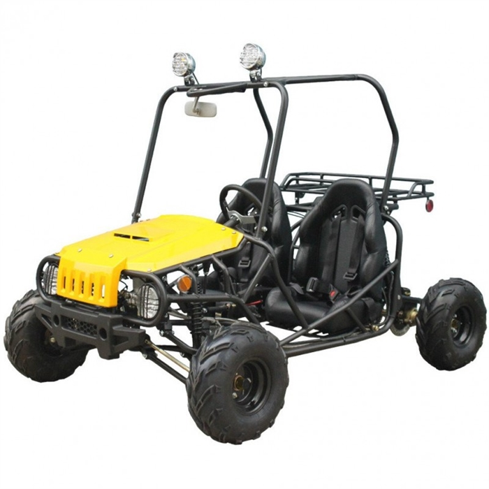 Taotao Jeep Auto Style, Air Cooled, 4-Stroke, 1-Cylinder, Automatic With Reverse - Fully Assembled and Tested