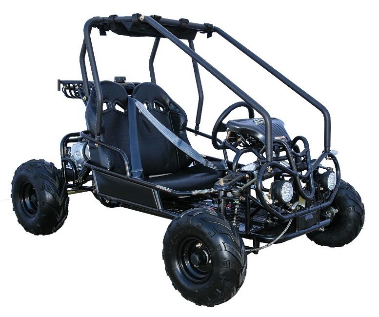 Kandi USA 125cc Kids Go Kart with Automatic Transmission w/Reverse!