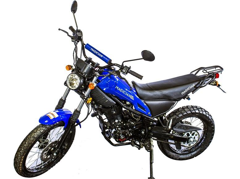 New Magician Dual Sports enduro dirt bike street legal dirt bike 250cc - (Pre - Order)