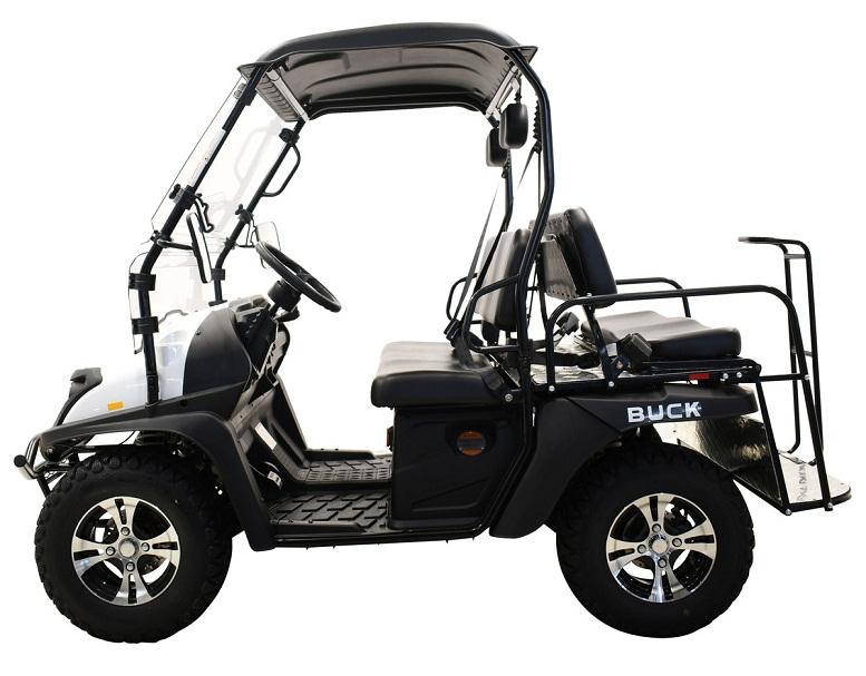 MASSIMO BUCK 60 UTV, Electric Brushless Motor